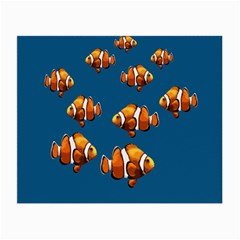 Clown fish Small Glasses Cloth