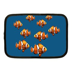 Clown fish Netbook Case (Medium)