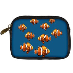 Clown fish Digital Camera Cases