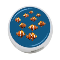 Clown fish 4-Port USB Hub (One Side)