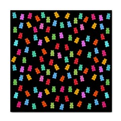 Candy pattern Tile Coasters