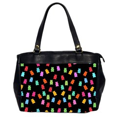 Candy pattern Office Handbags (2 Sides)
