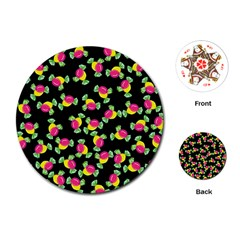 Candy pattern Playing Cards (Round)