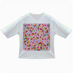 Candy pattern Infant/Toddler T-Shirts