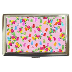 Candy pattern Cigarette Money Cases