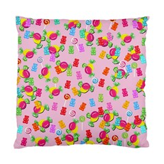 Candy pattern Standard Cushion Case (Two Sides)