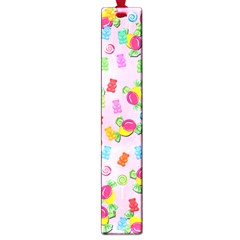 Candy pattern Large Book Marks