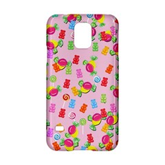Candy Pattern Samsung Galaxy S5 Hardshell Case