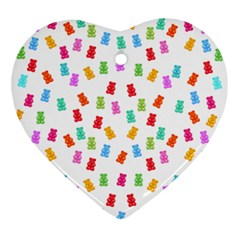 Candy pattern Ornament (Heart)