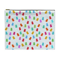 Candy pattern Cosmetic Bag (XL)