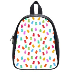Candy pattern School Bags (Small)