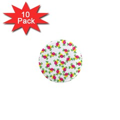Candy pattern 1  Mini Magnet (10 pack)