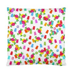 Candy pattern Standard Cushion Case (One Side)