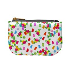 Candy pattern Mini Coin Purses