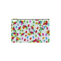 Candy pattern Cosmetic Bag (Small)