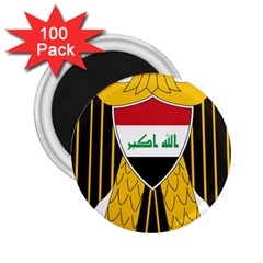 Coat of Arms of Iraq  2.25  Magnets (100 pack)
