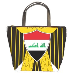 Coat of Arms of Iraq  Bucket Bags