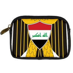 Coat of Arms of Iraq  Digital Camera Cases