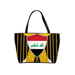 Coat of Arms of Iraq  Shoulder Handbags