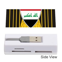 Coat of Arms of Iraq  Memory Card Reader (Stick)