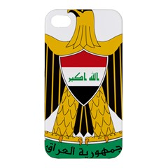 Coat of Arms of Iraq  Apple iPhone 4/4S Hardshell Case