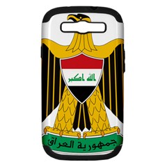 Coat of Arms of Iraq  Samsung Galaxy S III Hardshell Case (PC+Silicone)