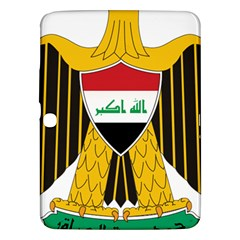 Coat of Arms of Iraq  Samsung Galaxy Tab 3 (10.1 ) P5200 Hardshell Case