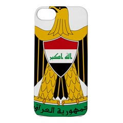 Coat of Arms of Iraq  Apple iPhone 5S/ SE Hardshell Case