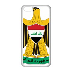 Coat of Arms of Iraq  Apple iPhone 5C Seamless Case (White)