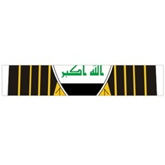 Coat of Arms of Iraq  Flano Scarf (Large)