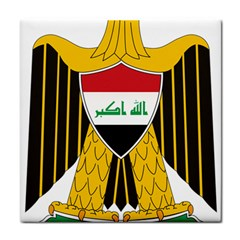 Coat of Arms of Iraq  Tile Coasters
