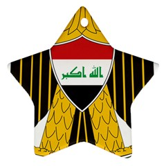 Coat of Arms of Iraq  Ornament (Star)