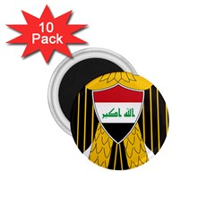Coat of Arms of Iraq  1.75  Magnets (10 pack)