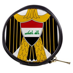 Coat of Arms of Iraq  Mini Makeup Bags