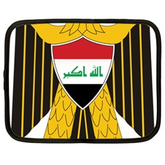 Coat of Arms of Iraq  Netbook Case (XXL)
