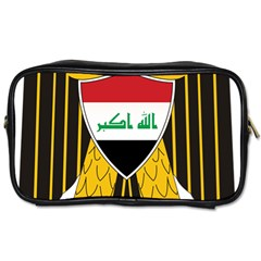 Coat of Arms of Iraq  Toiletries Bags