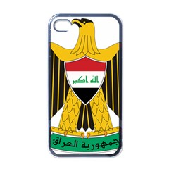 Coat Of Arms Of Iraq  Apple Iphone 4 Case (black)