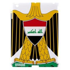 Coat of Arms of Iraq  Apple iPad 3/4 Hardshell Case (Compatible with Smart Cover)