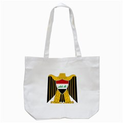 Coat of Arms of Iraq  Tote Bag (White)