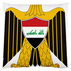 Coat of Arms of Iraq  Standard Flano Cushion Case (One Side)