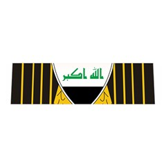 Coat of Arms of Iraq  Satin Scarf (Oblong)