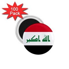 Flag of Iraq 1.75  Magnets (100 pack)