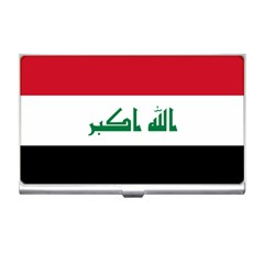 Flag of Iraq Business Card Holders