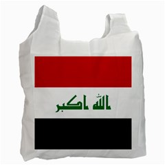 Flag of Iraq Recycle Bag (Two Side)