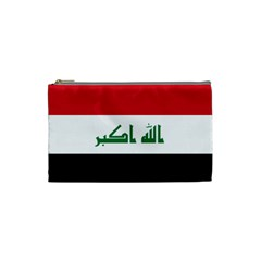 Flag of Iraq Cosmetic Bag (Small)
