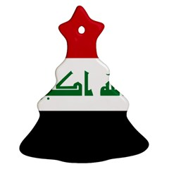Flag of Iraq Ornament (Christmas Tree)