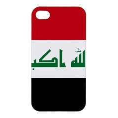 Flag of Iraq Apple iPhone 4/4S Hardshell Case