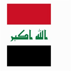 Flag of Iraq Large Garden Flag (Two Sides)