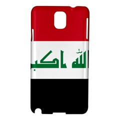 Flag of Iraq Samsung Galaxy Note 3 N9005 Hardshell Case