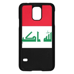 Flag of Iraq  Samsung Galaxy S5 Case (Black)